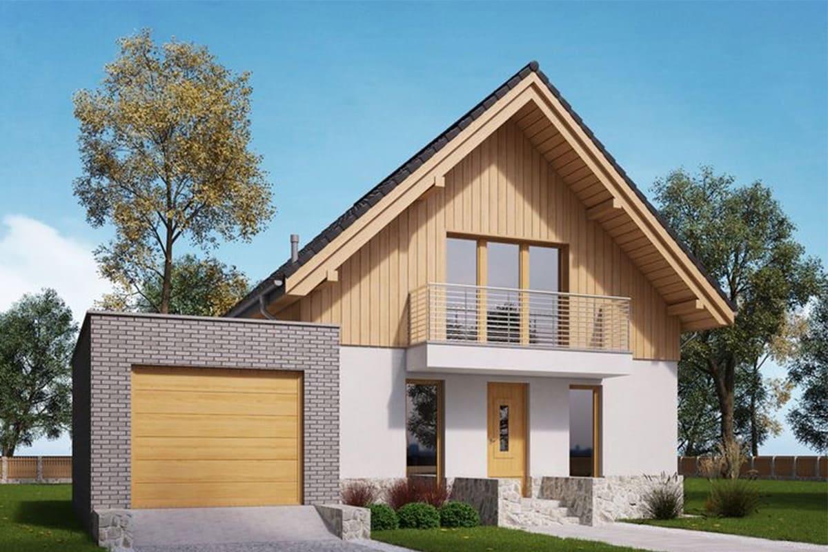Фото плана дома от 150 м²